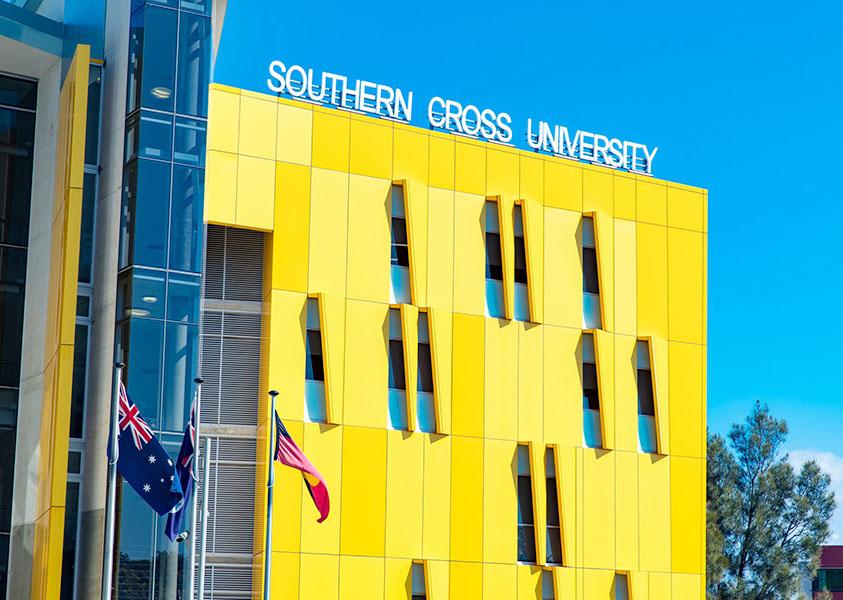 Toàn cảnh trường Southern Cross University