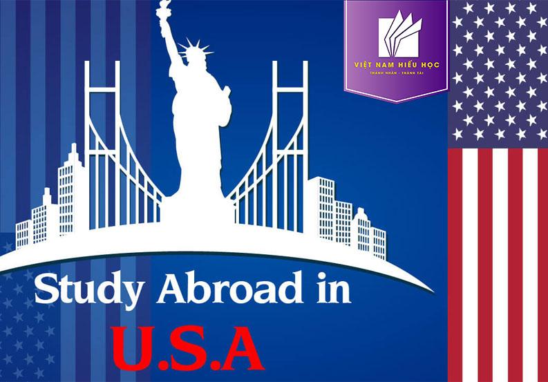 Tuyệt chiêu du học Mỹ