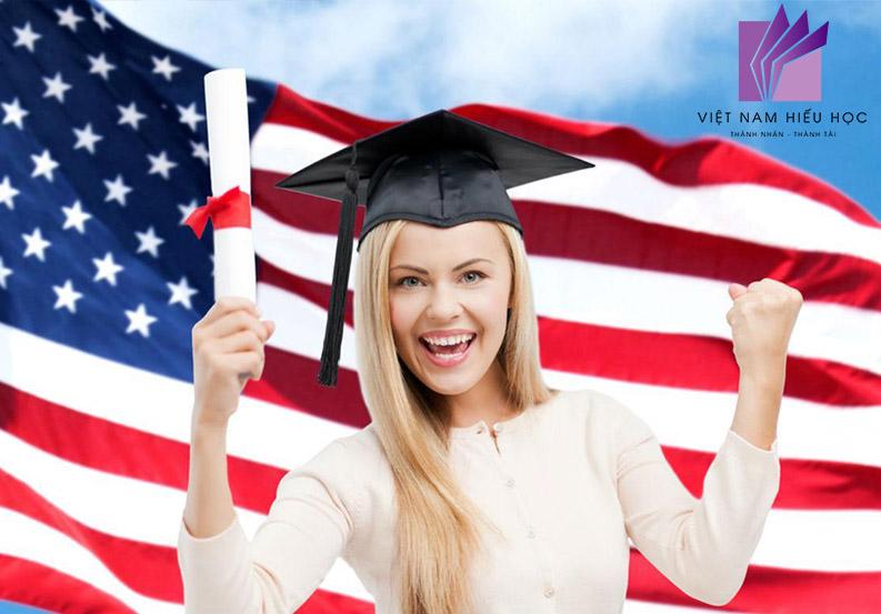 Du học học bổng Mỹ cùng Việt Nam Hiếu Học 3