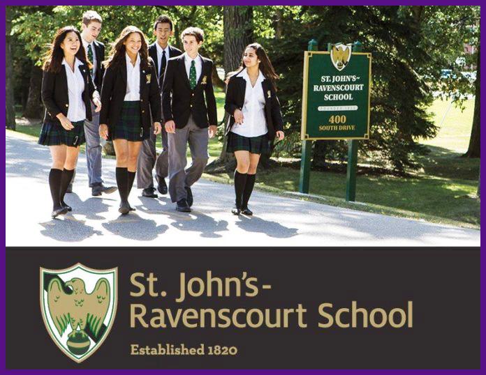 Trung học nội trú St.-John-Ravenscourt