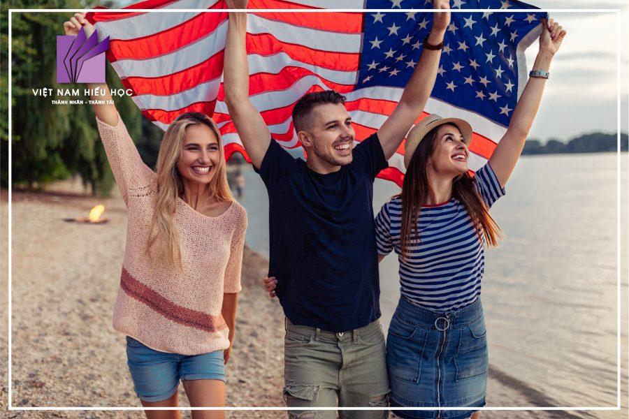 Du học học bổng Mỹ cùng Việt Nam Hiếu Học