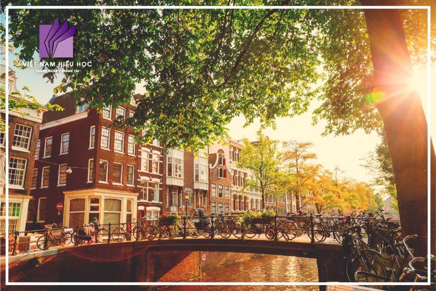 Du học Hà Lan - đất nước xinh đẹp, hạnh phúc