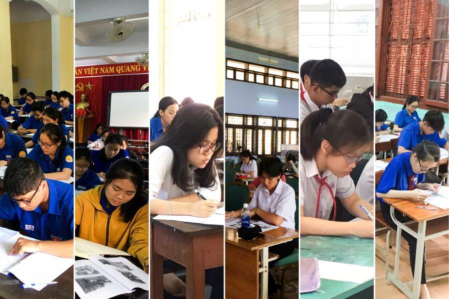 Tìm kiếm học bổng du học Mỹ cùng học sinh Thừa Thiên Huế