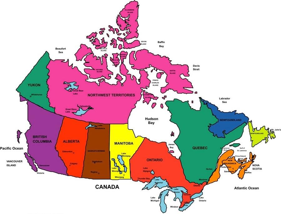 Du học Canada, nên chọn thành phố nào?