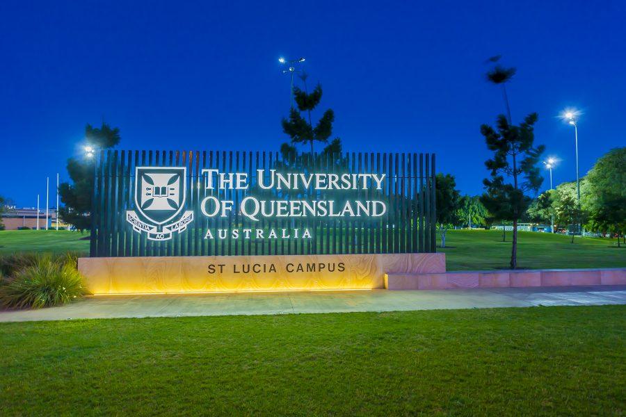 Học bổng du học Úc - Đại học Queensland