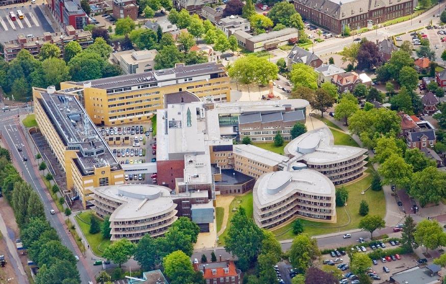 Học bổng du học Hà Lan - Một Campus của Đại học Saxion