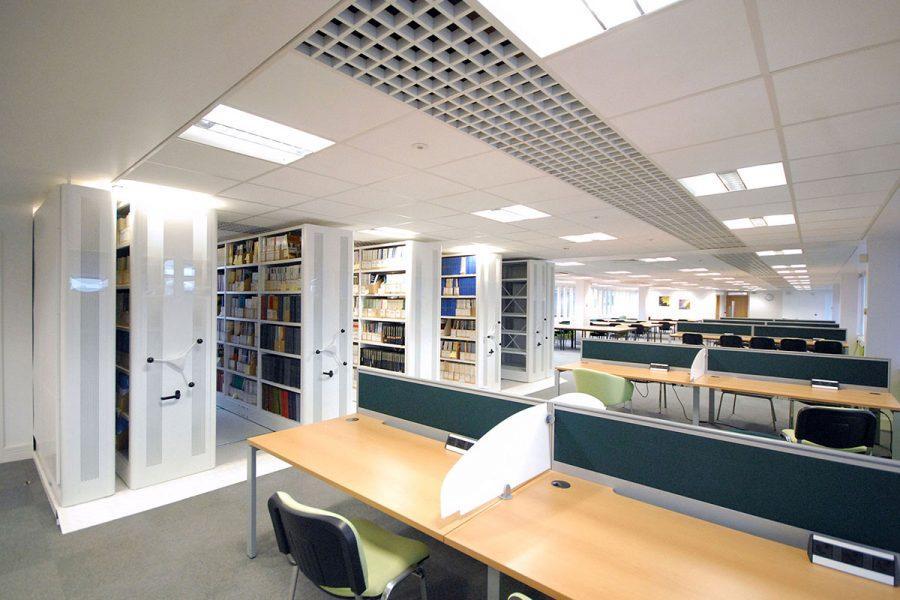 Học bổng du học Anh - Đại học Westminster với hệ thống thư viên hoạt động 24/24