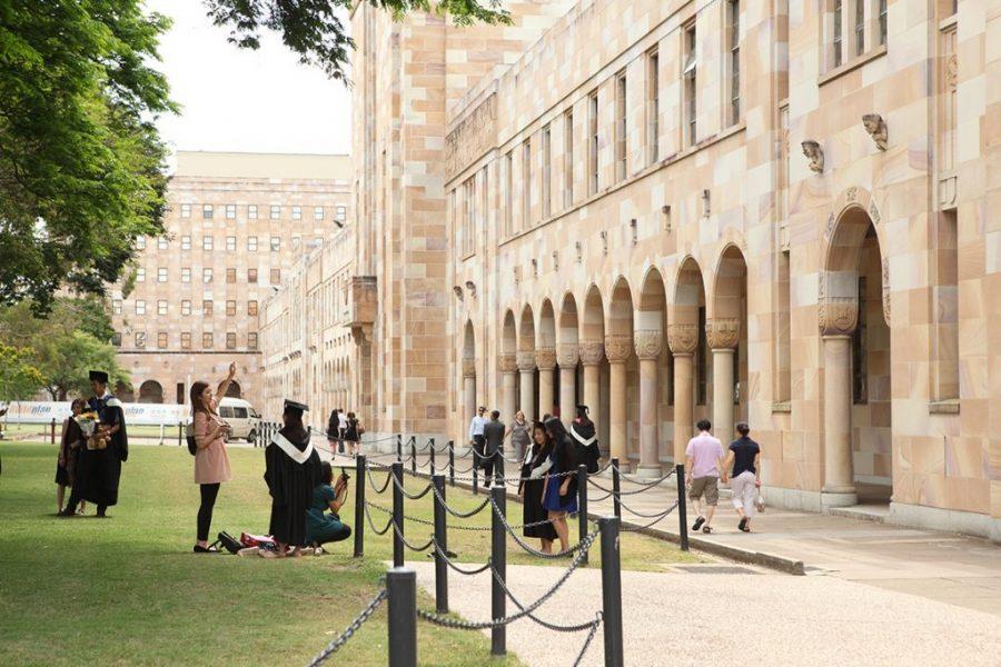 Học bổng du học Úc - Đại học Queensland nhập học tháng 3, 7 và tháng 11