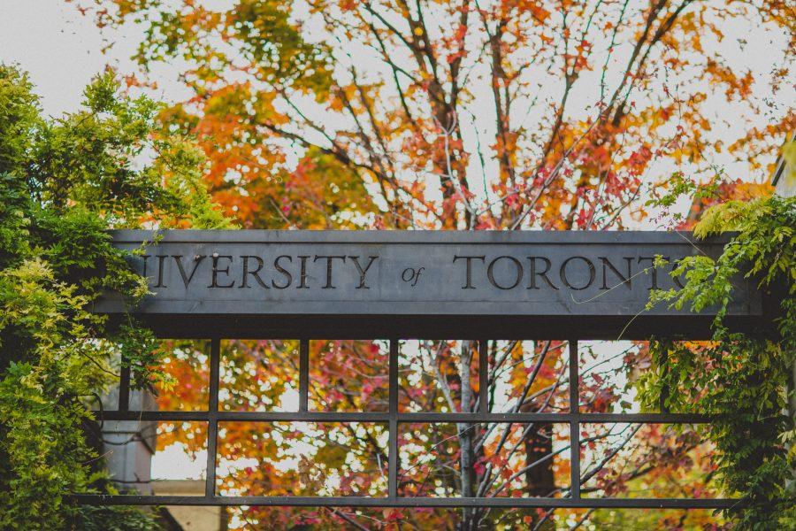 Học bổng du học Canada - University of Toronto