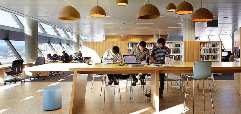 Học bổng du học tại Đại học Nam Úc - Môi trường học tập sáng tạo