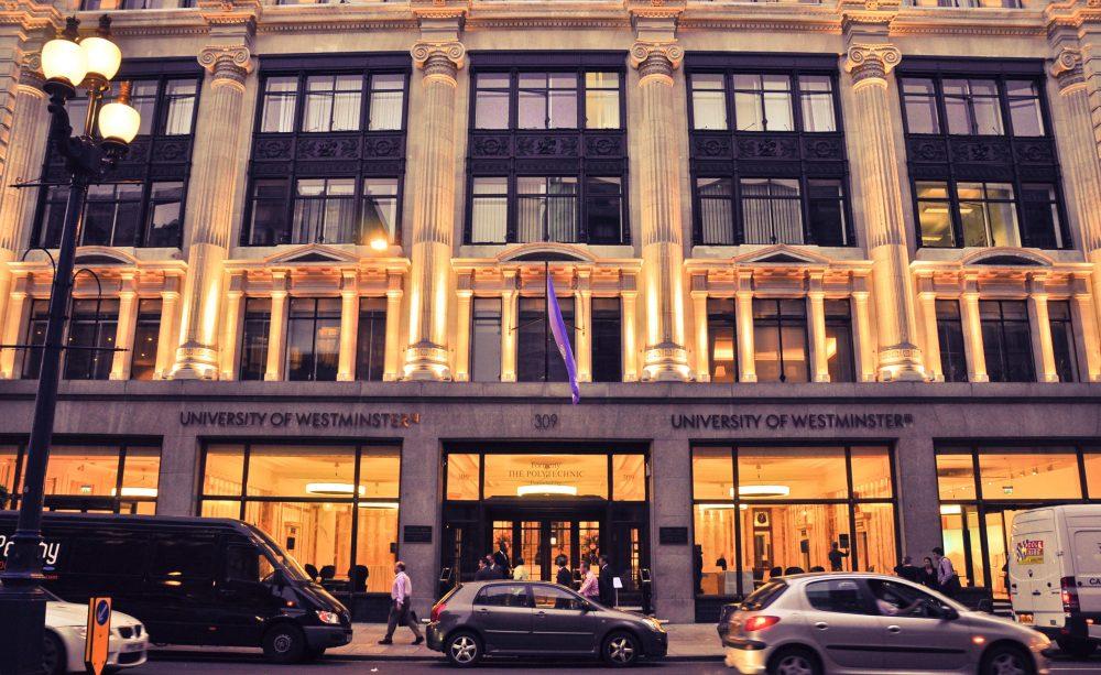 Học bổng du học Anh - Đại học Westminster có 4 khu học xá