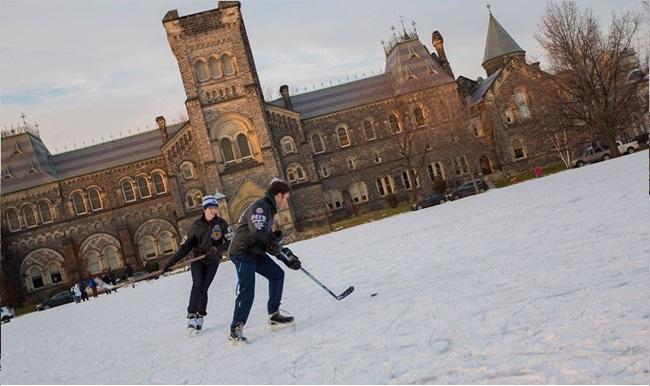 Học bổng du học Canada - University of Toronto_Hoạt động ngoại khóa