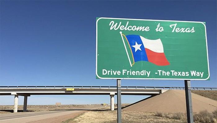 Texas - Những thông tin đáng kinh ngạc