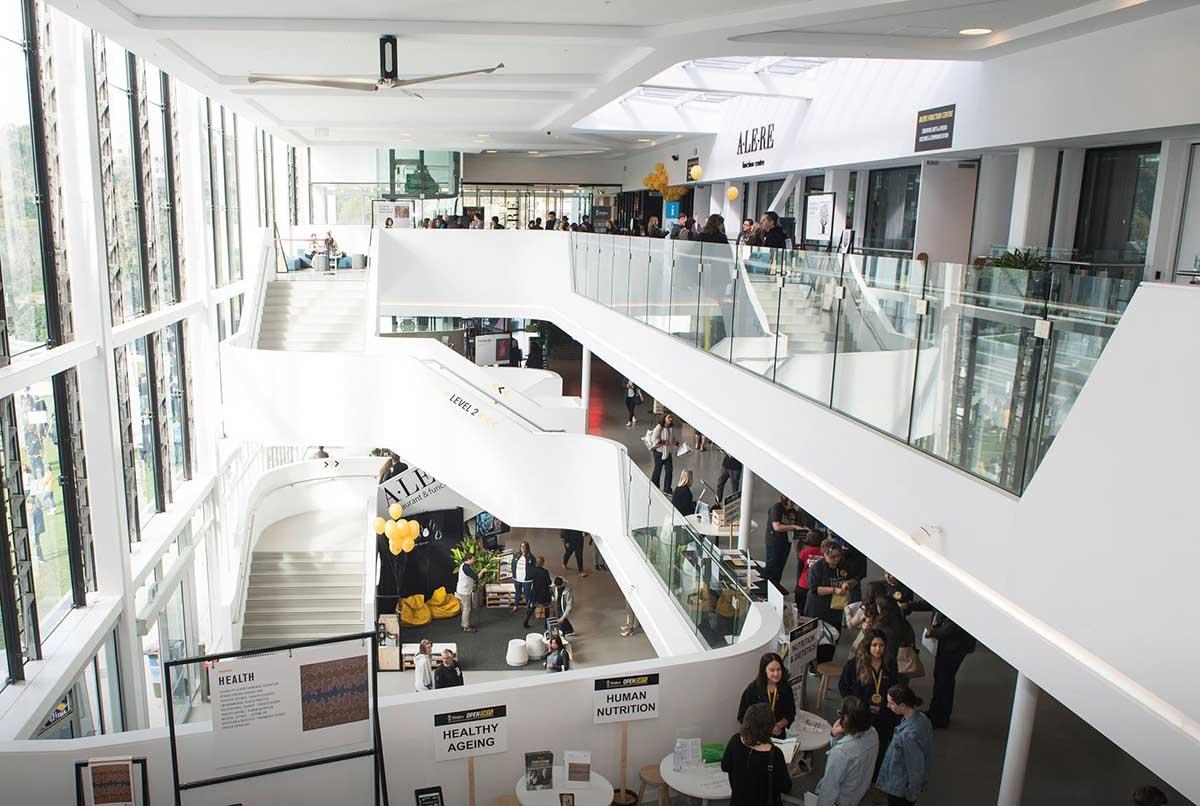 Cơ sở vật chất tại trường Flinders University
