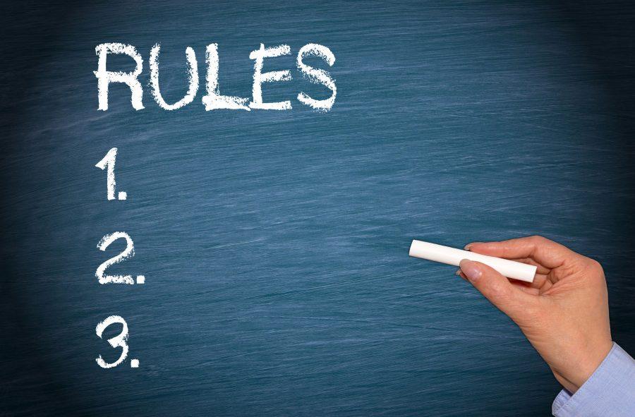 Nội quy trường trung học nội trú nghiêm ngặt buộc học sinh phải tuân thủ
