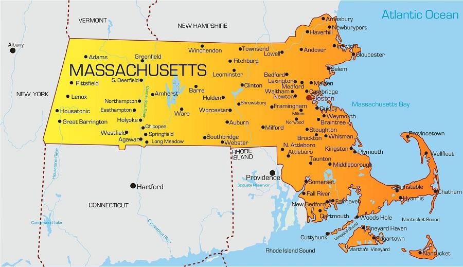 Bang Massachusetts - Cái nôi học thuật của nước Mỹ