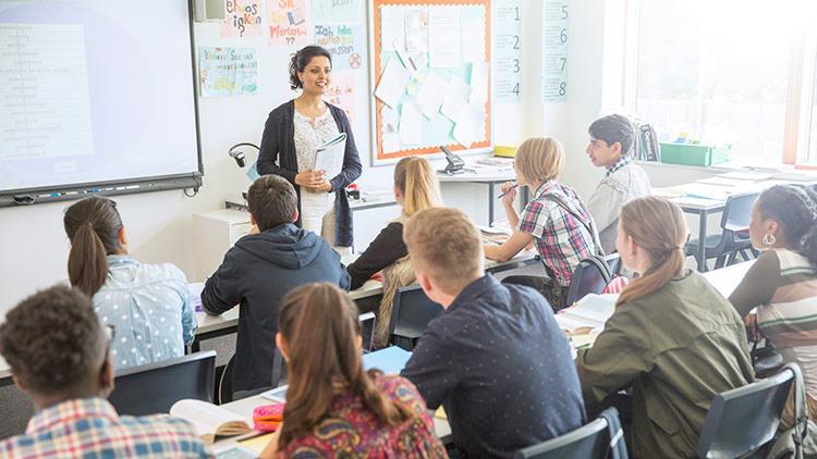 Biết cách học tập tại Mỹ - Bậc trung học