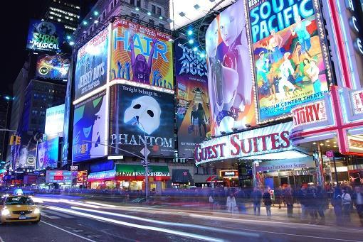 New York - thành phố không ngủ