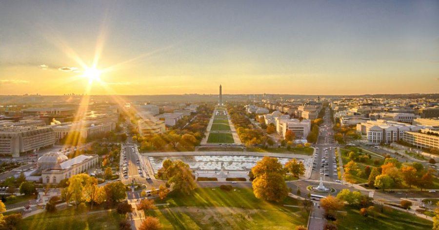 Washington - Những điểm du lịch nổi tiếng