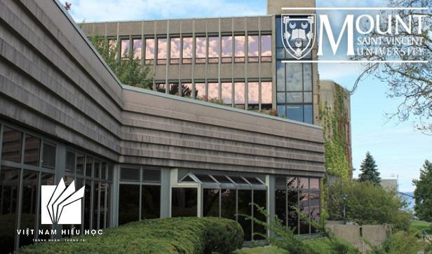 Khuôn viên Trường Đại học Mount Saint Vincent (MSVU)