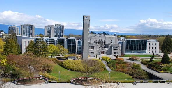 The University of British columbia- trường Đại học danh giá ở Canada