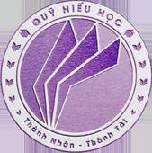 "<span style=""font-size: 110%;""><em>Logo Quỹ Hiếu Học</em></span>"
