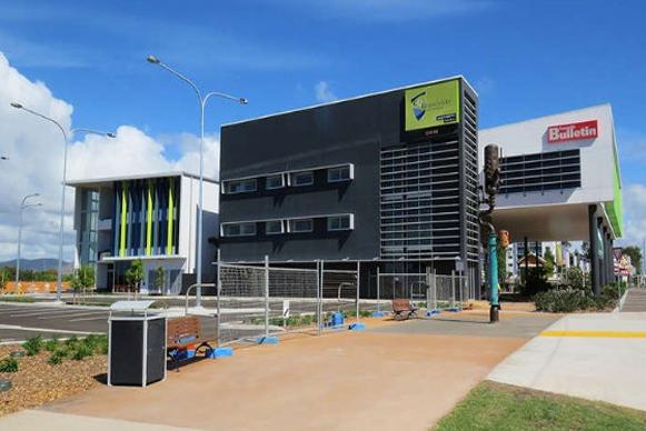 Khuôn viên Central Queensland University